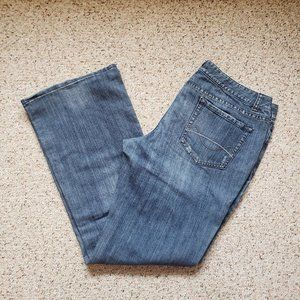 Mossimo Supply Co. Juniors Bootcut Jeans Size 17